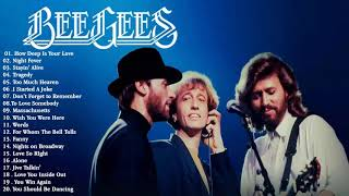 BeeGees Greatest Hits Full Album 2020 💗 Best Songs Of BeeGees Playlist 2020