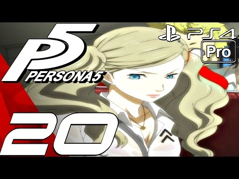 Persona 5 - English Walkthrough Part 20 - Futaba's Pyramid Palace (PS4 PRO)