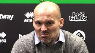 Norwich 2-2 Arsenal - Freddie Ljungberg FULL Post Match Press Conference - SUBTITLES
