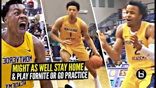 They're NOT EVEN TRYING & Keep Winning By 30+ Points! Montverde Academy Is The MOST OP Team EVER!?