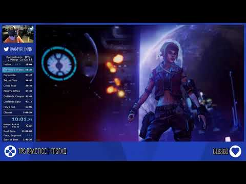 Borderlands: The Pre-Sequel! speedrun world record - Co-op in 1:48