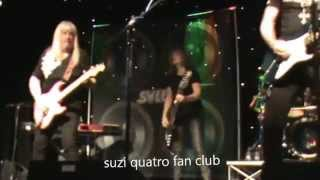 Suzi Quatro & Sweet do Blockbuster