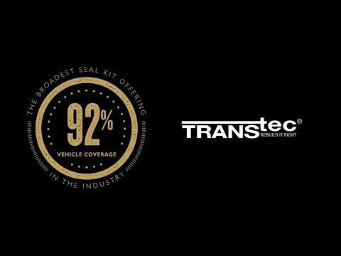 TransTec® - The Broadest Seal Kit Offering in the Industry