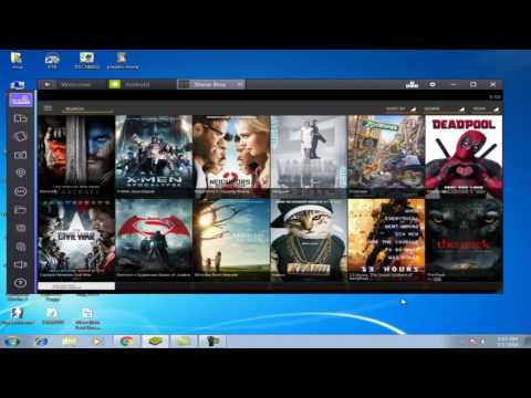 SHOWBOX (MOVIEBOX) ON PC (work 100%) WATCH ONLINE HD MOVIES ON MOBILE