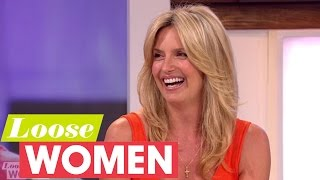 Penny Lancaster's Excuse For Men Not Cooking | Loose Women
