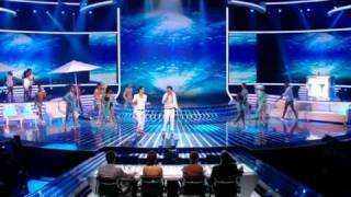 Diva Fever sing Barbra Streisand/Gotta Go Home - The X Factor Live show 2 (Full Version)