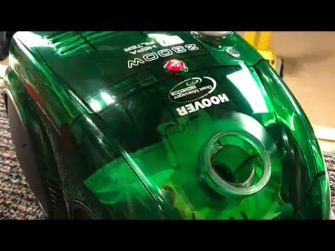 Hoover Dustmanager Sensory 2300 Watt Cyclonic Cylinder