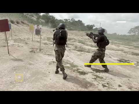 FourTroop LTD - NIGERIAN AIR FORCE - 2017