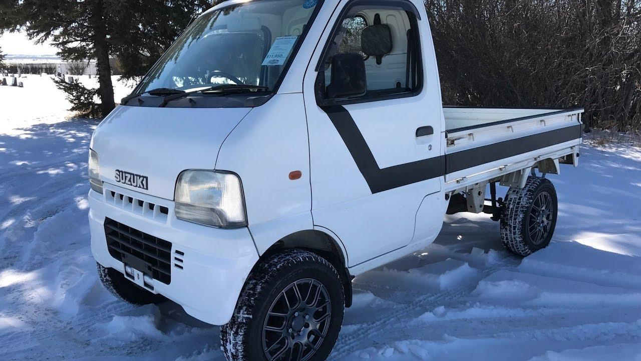 Mini Truck! Detailed Walk-Around
