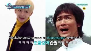 Download Video [SUB ESPAÑOL] BTS re-enact individual scene in 'Blood, Sweat & Tears' MV MP3 3GP MP4
