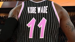 nba 2k17 goof troop   the legend of kobe wade