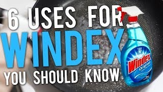 6 Uses for Windex You Should Know