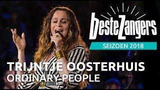 Beste Zangers gemist: Trijntje Oosterhuis zingt 'Ordinary People'