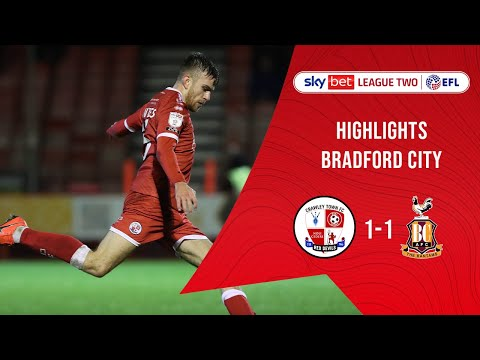 Crawley Town Bradford Goals And Highlights
