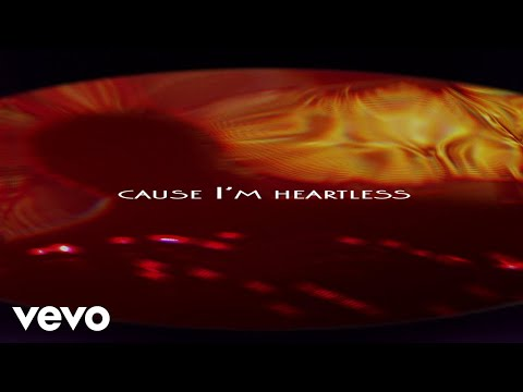 "The Weeknd - ""Heartless"" (Lyric Video)"