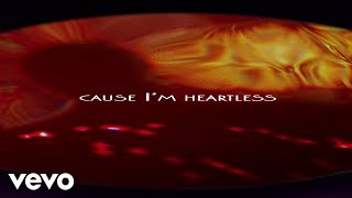 The Weeknd - Heartless (Lyric Video)