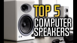 Video ▶️ Best Computer Speakers in 2017! download MP3, 3GP, MP4, WEBM, AVI, FLV Mei 2018