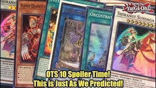 OTS 10 Spoiler Time! This Is Just As We Predicted!