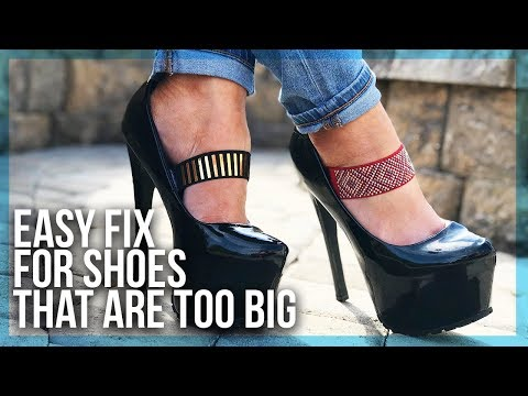 AMAZING Product for High Heels! | Strappy Couture | Product Review