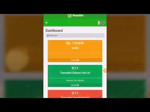 Pengenalan Dashboard Otu Chat Reseller Agustus 2019