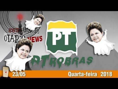 Petrobras anuncia redução de 10% no diesel, Greve dos Caminhoneiros e Diarreia de Gilmar