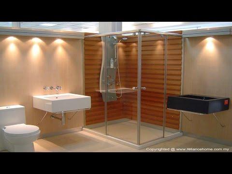 Elegant bathrooms, █▬█ █ ▀█▀