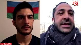 """""""Qoy qohumlarımı tutsunlar, əzsinlər - Qiyasdan, Bayramdan artıq deyillər ki..."""" Orduxan Teymurxan"""