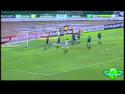 GOLS: Guarani 1x2 Goiás - 11ª Rodada Campeonato Brasileiro Série B 2012