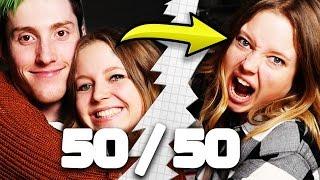 Das 50/50 SPIEL mit Freundin