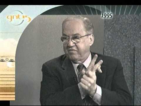 Diogo Mainardi E Paulo Francis No Mesmo Manhattan Connection - 1995
