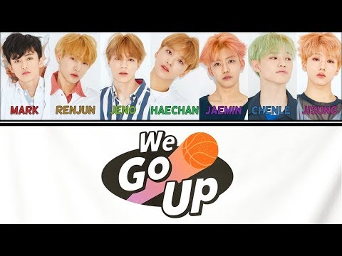 [Lyrics] NCT DREAM (鞐旍嫓韹� 霌滊) - We Go Up [Han/Rom/Eng]