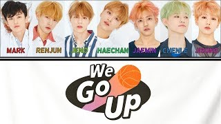 [Lyrics] NCT DREAM (엔시티 드림) - We Go Up [Han/Rom/Eng]