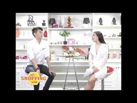 JC Shopping on live  -  น้ำหอมแห้ง Pimmy skin Perfect Perfume