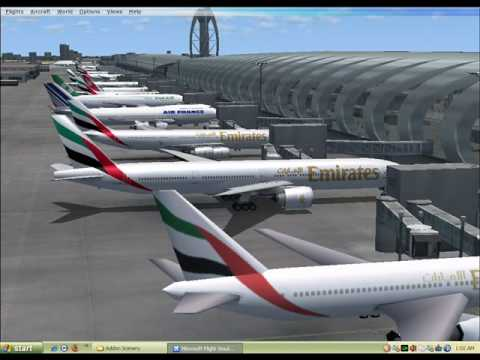 fsx world of ai traffic