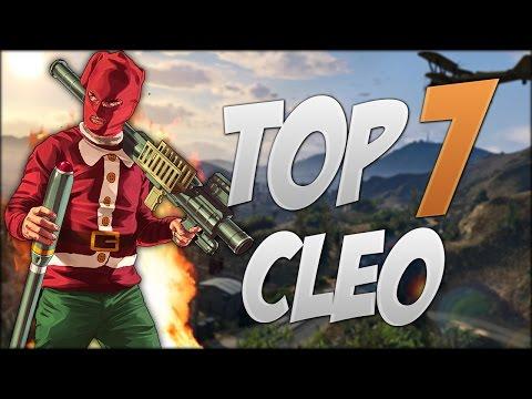 TOP 7 ПОЛЕЗНЫХ CLEO МОДОВ - SAMP 0.3.7 | #5