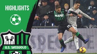 Sassuolo-Juventus 0-3 | Highlights 2018/19