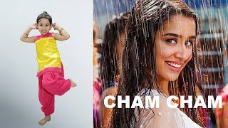 Cham Cham Dance Steps for kids  | Baaghi | Dance Steps for Kids | Easy Dance steps | Learn With Pari
