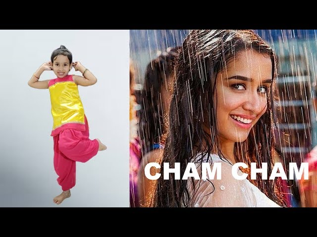 Cham Cham Dance Steps for kids  | Baaghi | Dance Steps for Kids | Easy Dance steps | #LearnWithPari