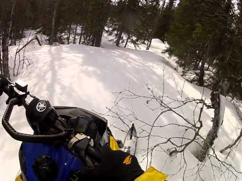 RAW footage Yamaha Nytro RTX SE MCX Turbo 240 154'16'2,5'