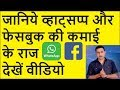 How do Facebook and Whatsapp Make Money? The Hidden Truth|How Whatsapp and Facebook Generate Revenue
