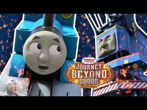 Thoughts On JOURNEY BEYOND SODOR and THE FUTURE - THOMAS & FRIENDS Review