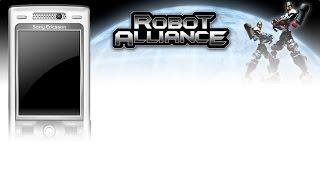 Robot Alliance 3D (Mobile game)