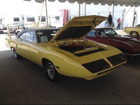 1970 Plymouth Superbird - 2015 Barrett-Jackson Auction in Palm Beach