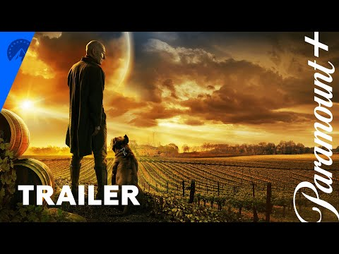 Star Trek: Picard | SDCC Trailer - Sir Patrick Stewart Returns