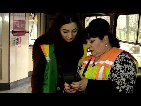 «Передавайте за проезд, пожалуйста!» Легко ли работать кондуктором трамвая в Краснодаре?