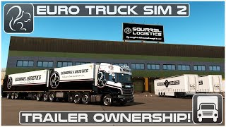 Trailer Ownership! - 1.32 Beta (Euro Truck Simulator 2) thumbnail