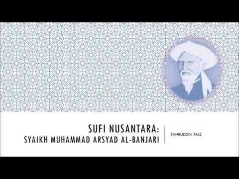 NGAJI FILSAFAT SYAIKH MUHAMMAD ARSYAD AL BANJARI  FAHRUDDIN