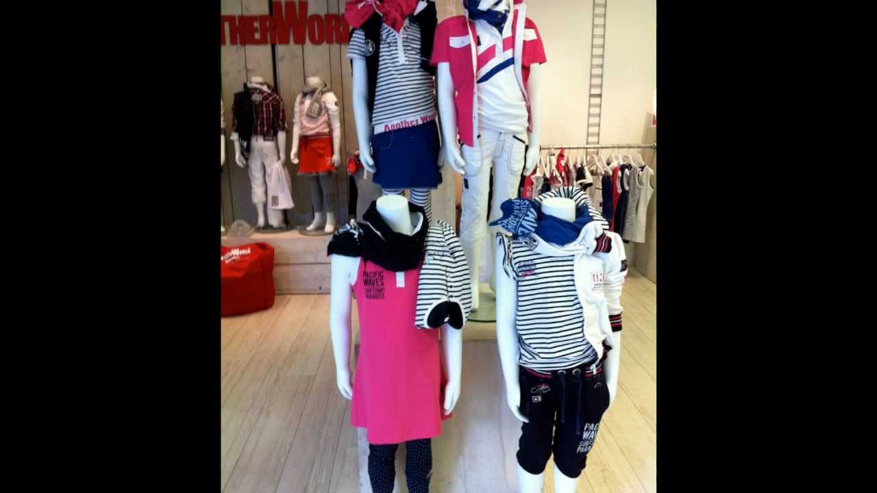 Another World Kinderkleding.Another World Zomer 2012 Kinderkleding Trends Bemmel Youtube