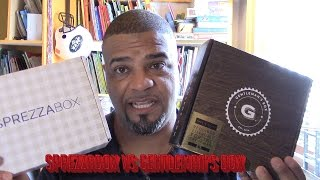 Sprezzabox vs Gentleman's Box 👔 : LGTV Review