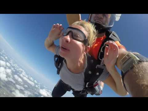 Tandem Skydive | Nicola from Fort Worth, TX